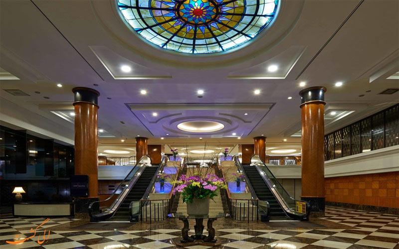 هتل سری پاسیفیک کوالالامپور Seri Pacific Hotel Kuala Lumpur