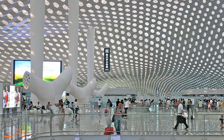 فرودگاه بین المللی شنزن بن چین