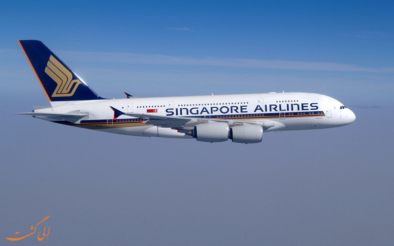 آشنایی با شرکت هواپیمایی سنگاپور
