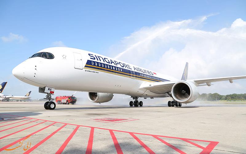 شرکت هواپیمایی سنگاپور
