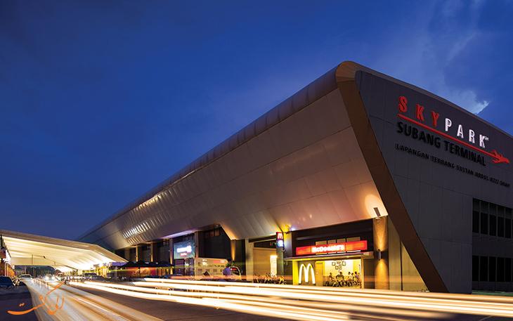 فرودگاه سوبانگ کوالالامپور