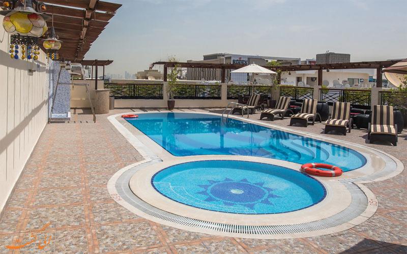 امکانات تفریحی هتل سامیت دبی