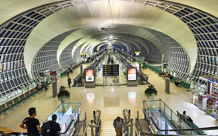 فرودگاه سووارنابومی تایلند