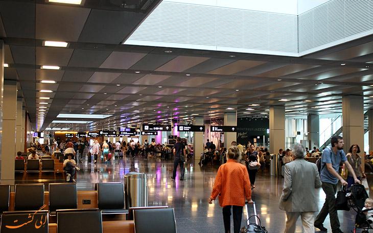 فعالیت های اتحادیه بین المللی فرودگاه ها