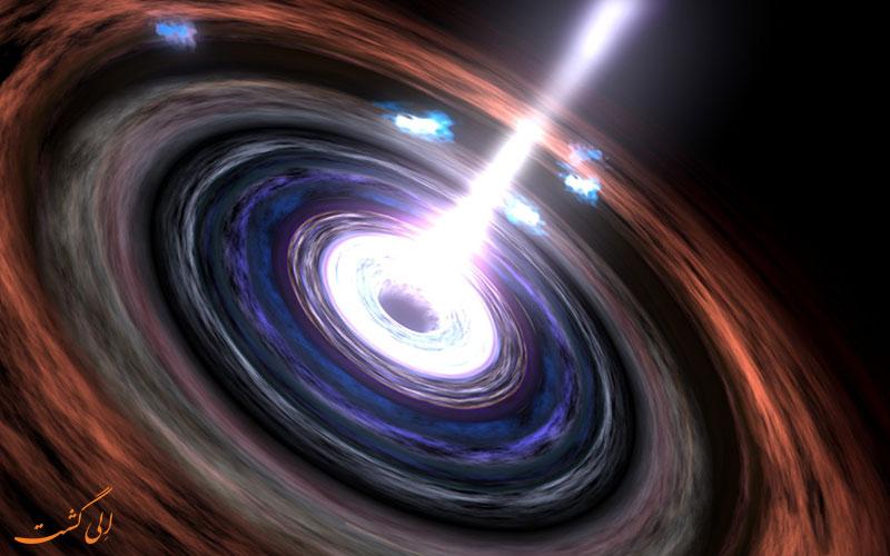 تشکیل سیاه چاله