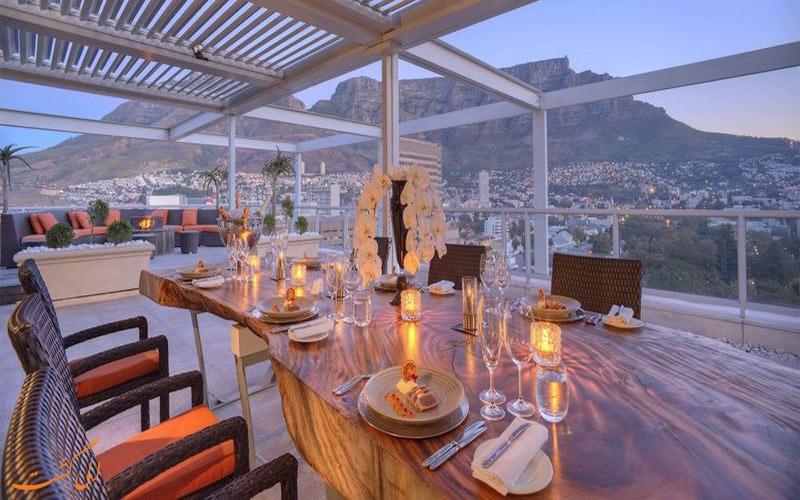 Taj Cape Town- eligasht.com رستوران