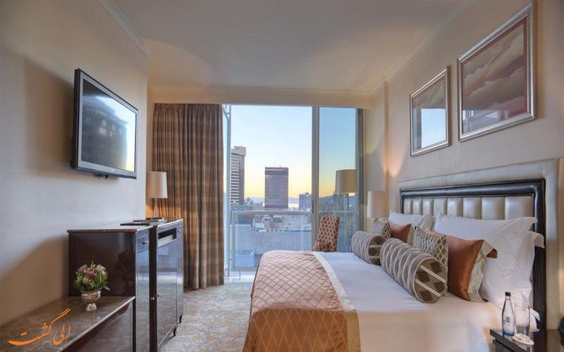 اتاق های هتل تاج کیپ تاون
