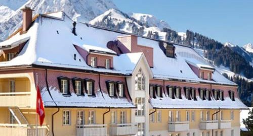 The Cambrian Hotel and SPA Adelboden- eligasht .com الی گشت