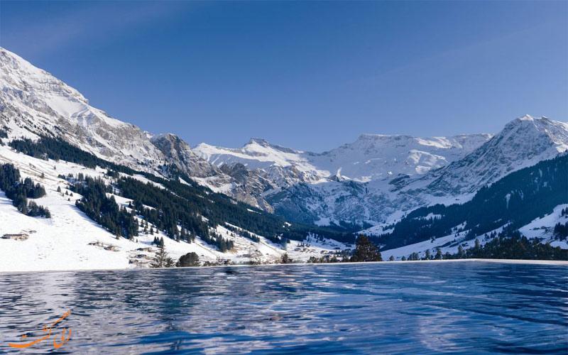امکانات تفریحی هتل د کامبرین ادلبودن سوئیس