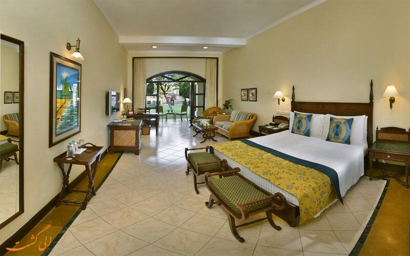 امکانات اتاق های هتل د لالیت گلف گوا
