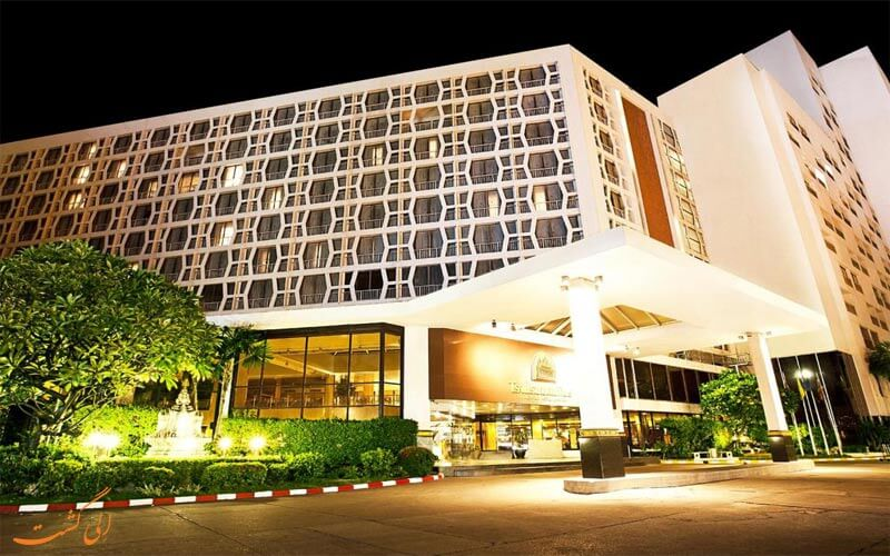 هتل مونتین بانکوک Montien Hotel Bangkok
