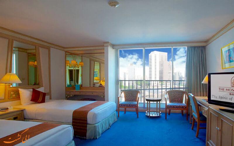 اتاق در هتل مونتین بانکوک