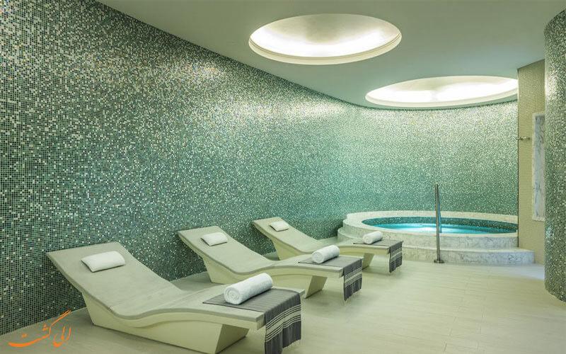 خدمات رفاهی هتل وستین الحبتور سیتی دبی