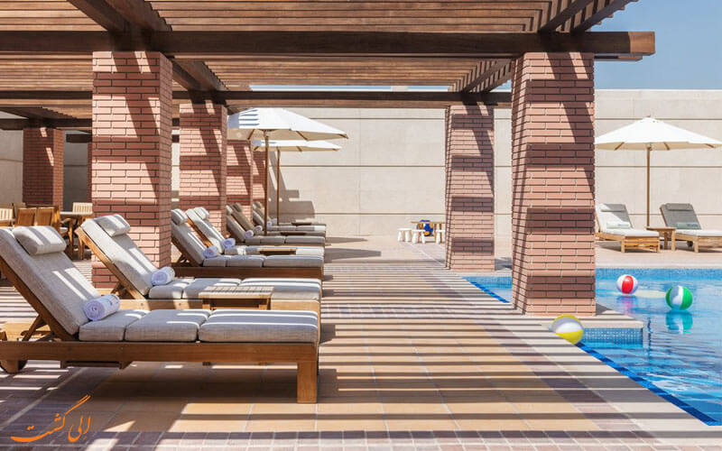 امکانات تفریحی هتل وستین الحبتور سیتی دبی