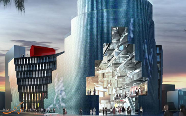 مرکز خرید در آلبانی
