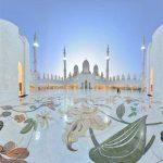 مسجد شیخ زاید ابوظبی | با شکوه ترین مساجد جهان