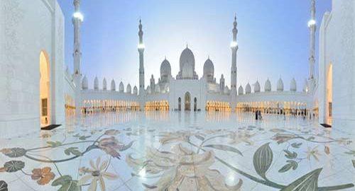 مسجد شیخ زاید