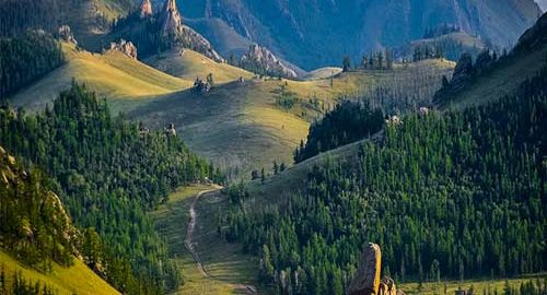 دانستنی های مغولستان