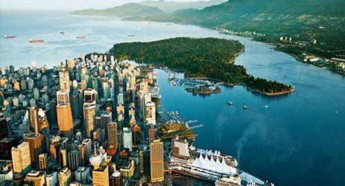 ویدیو جاذبه های ونکوور- عکس