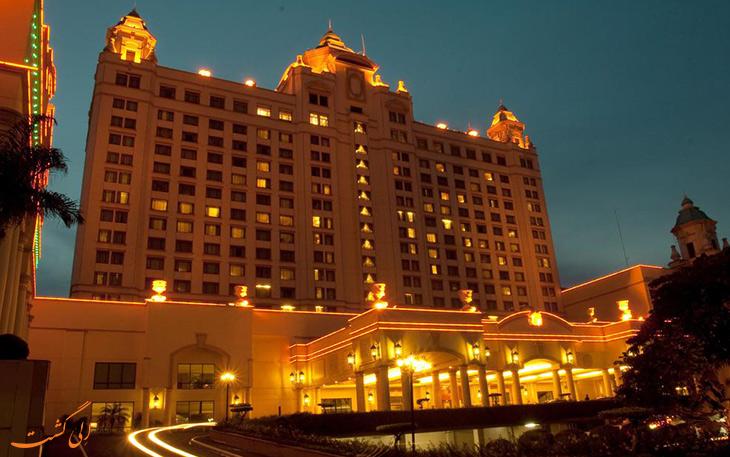 هتل واترفرانت