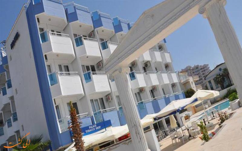 هتل پالاس آنتالیا Antalya Palace Hotel