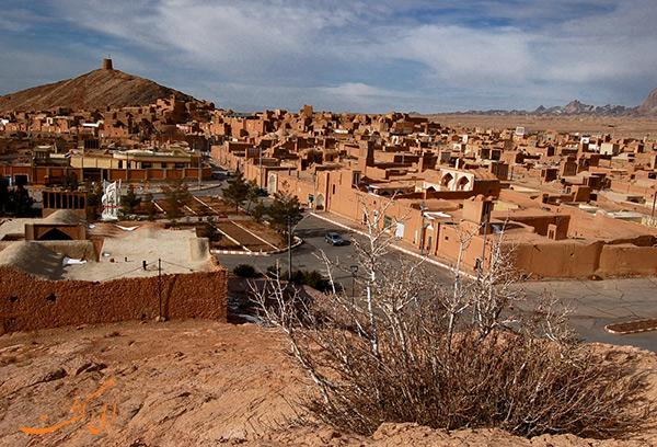 روستای عشین سمنان