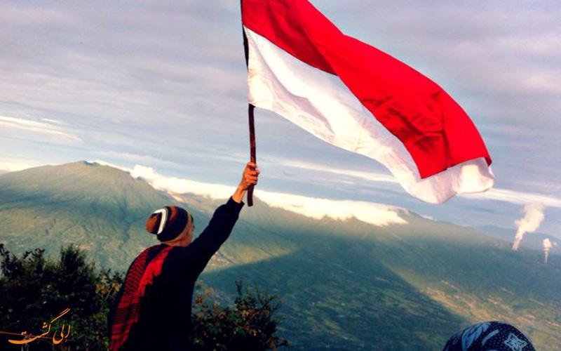 ویزای کشور اندونزی