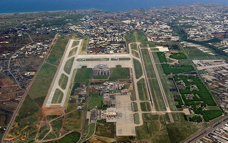 معرفی فرودگاه آنتالیا