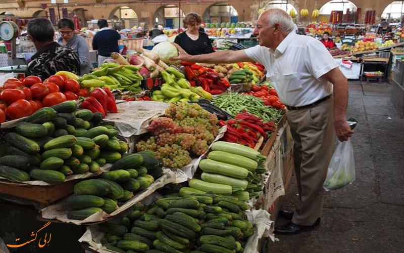 از سوپر مارکت ها خرید کنید
