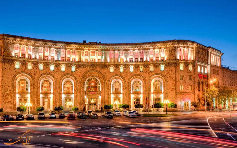 همه چیز درباره ی سفری کم هزینه به ارمنستان