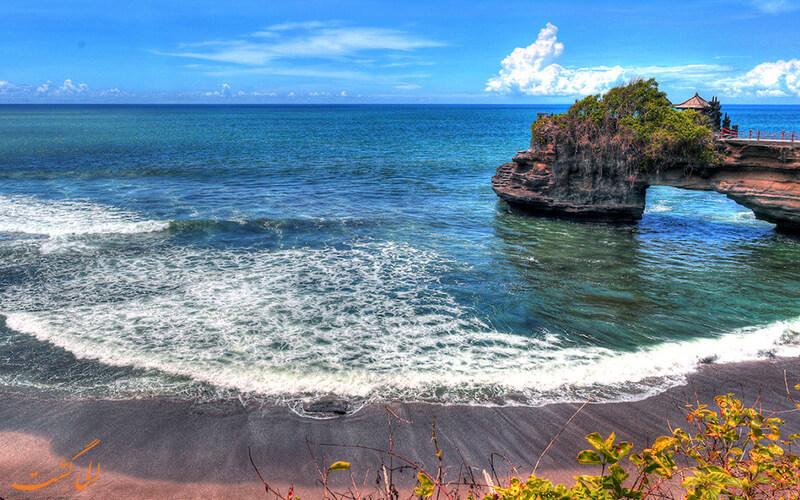 سواحل شهر بالی