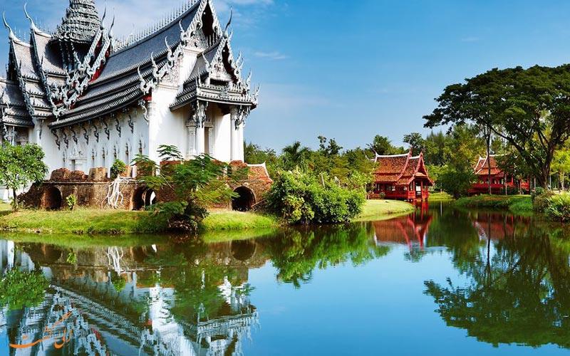 تعداد گردشگران بانکوک