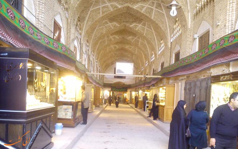 بازار مجموعه ابراهیم خان