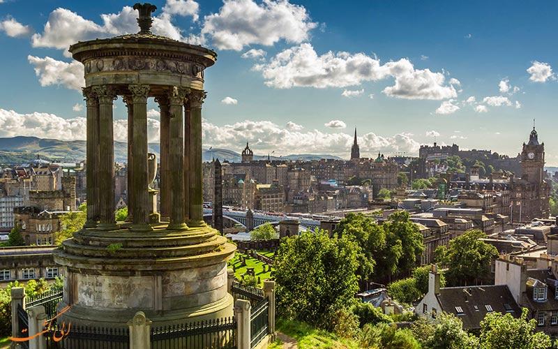 بهترین دانشگاه های اسکاتلند
