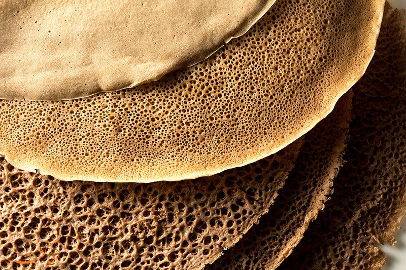 نان های معروف دنیا | اینجرا