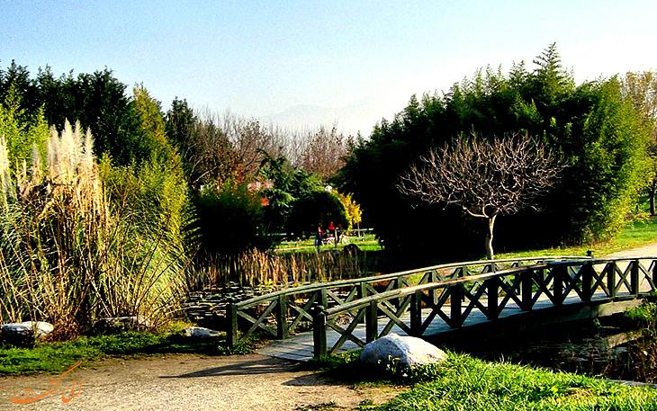 پارک گیاه شناسی بورسا