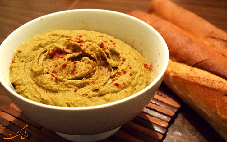 بیسارا، غذاهای معروف مراکشی