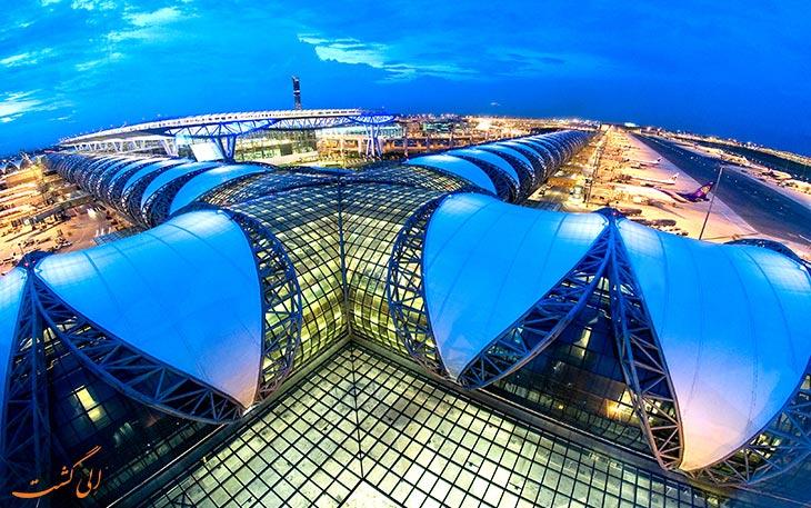 فرودگاه بین المللی سووارنابومی