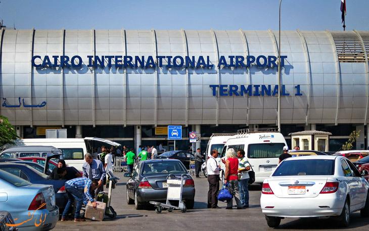 بزرگ ترین فرودگاه های جهان: فرودگاه قاهره