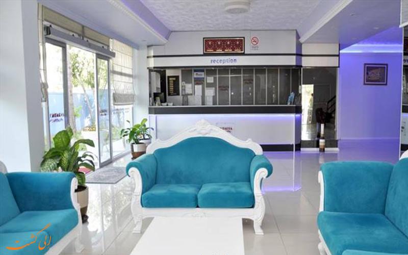 امکانات رفاهی هتل پالاس آنتالیا