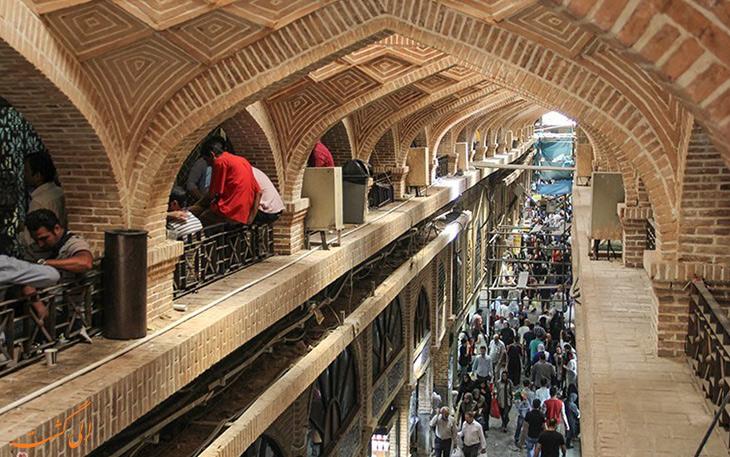 بازار چهارسوق تهران