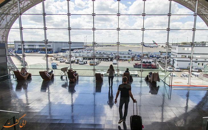 بزرگ ترین فرودگاه های جهان: شارل دوگل