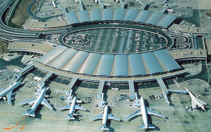 12 فرودگاه بزرگ جهان