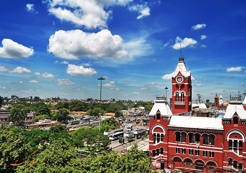 بهترین شهرهای هند برای تحصیل | چنای