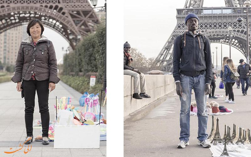 پاریس اصلی و پاریس فیک