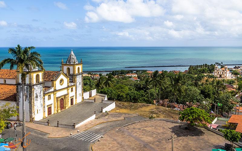 شهر استعماری برزیل