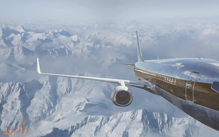 ممنوعیت پرواز بر فراز تبت