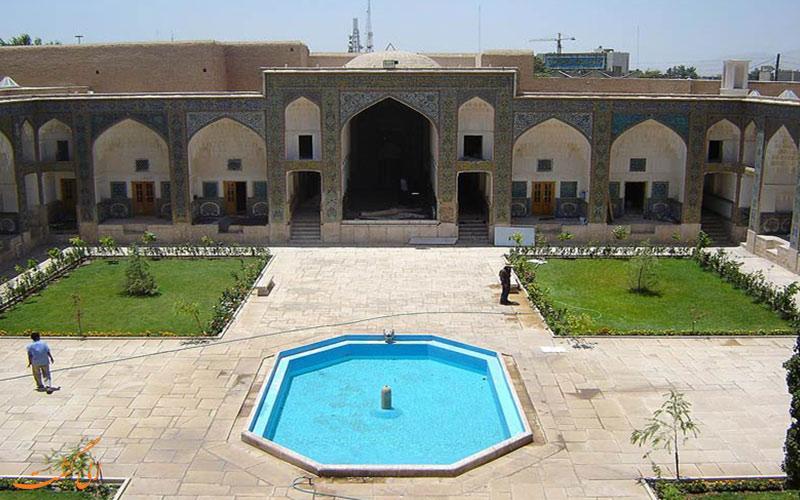 مجموعه ابراهیم خان در کرمان