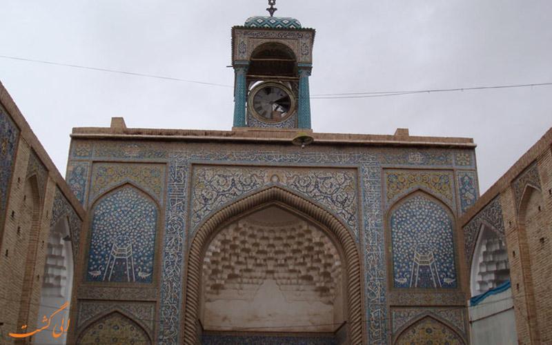 معماری مجموعه ابراهیم خان