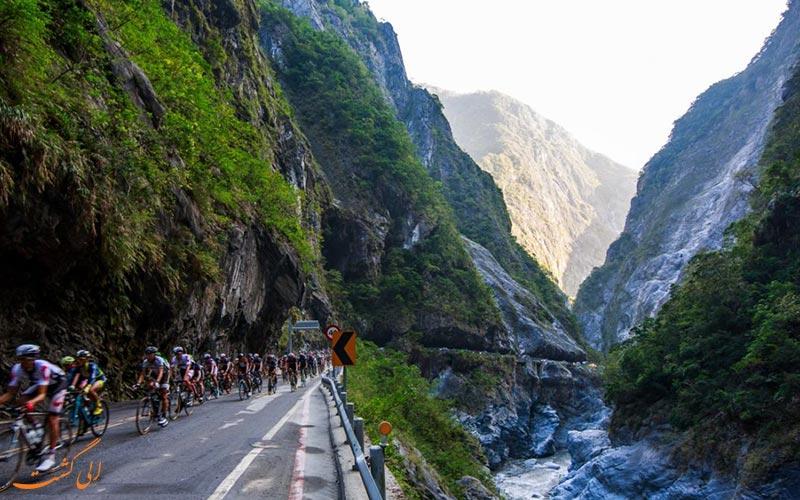 دوچرخه سواری در تایوان